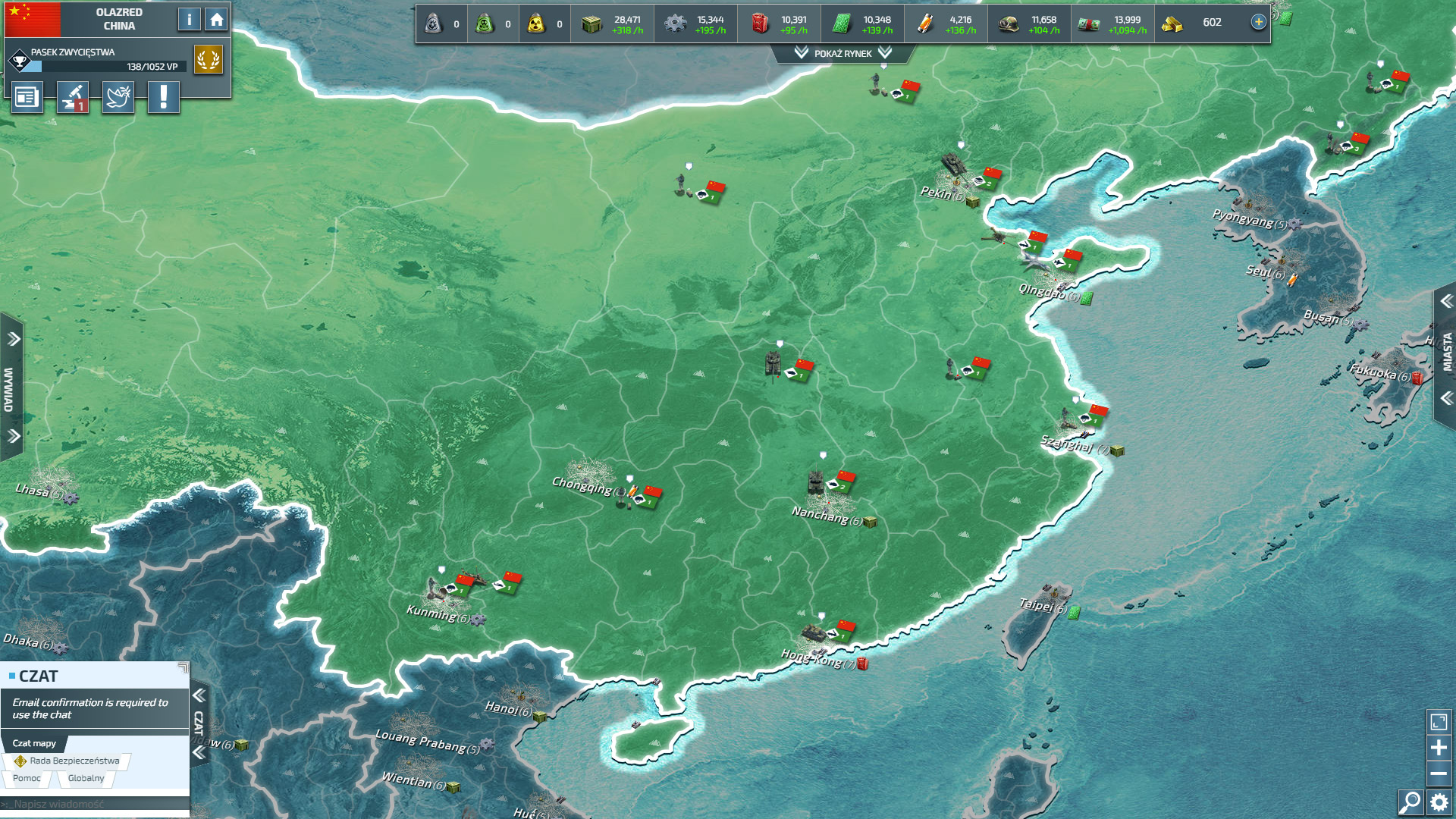 Conflict of nations world war iii free mmo games shortly gumiabroncs Image collections