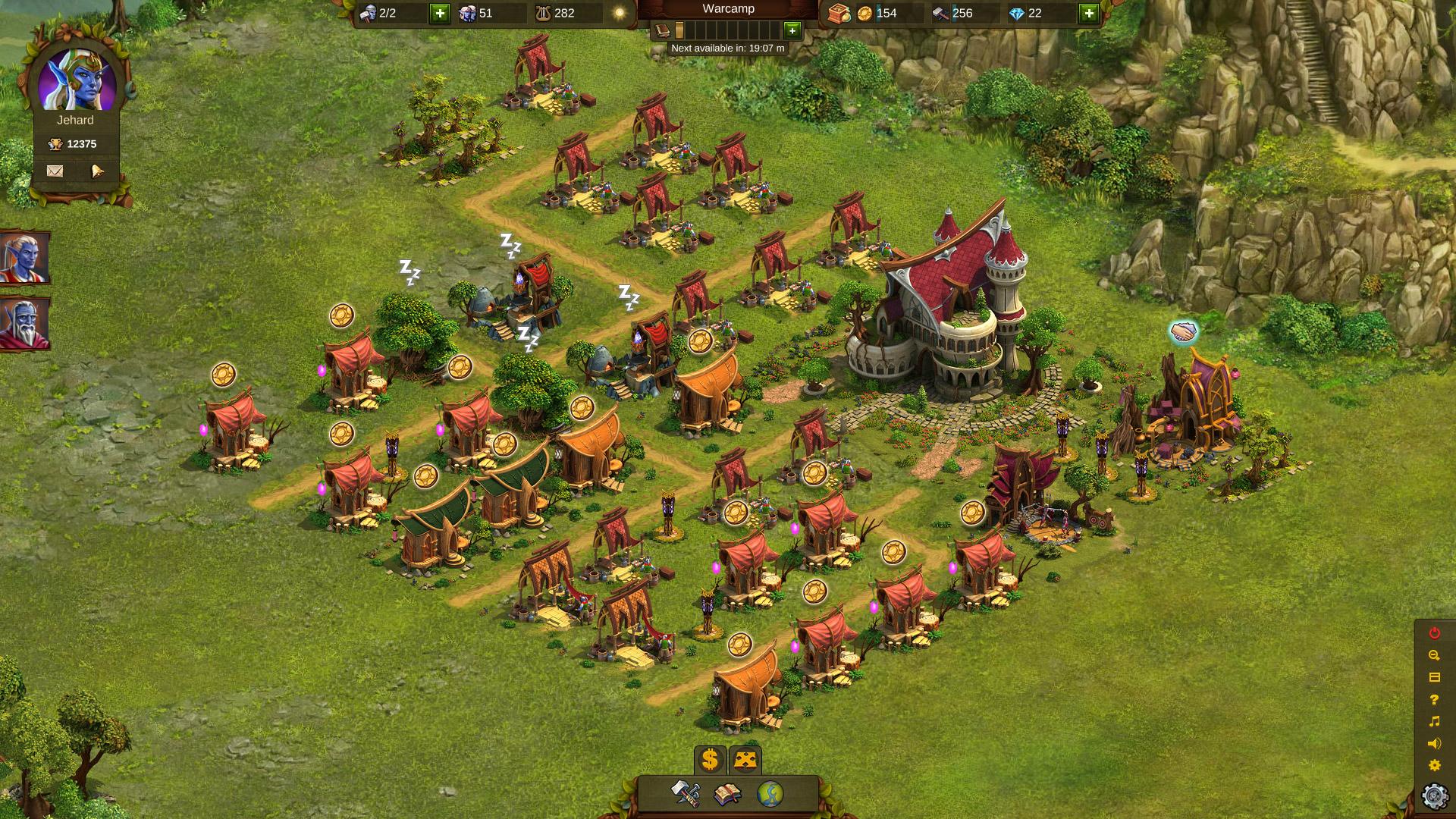 Elvenar - Free MMO Games