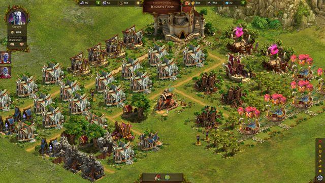Bardzo popularna gra Elvenar za darmo w przeglądarce!