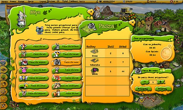 Farmerama - gra MMO free-to-play w stylu Farmville