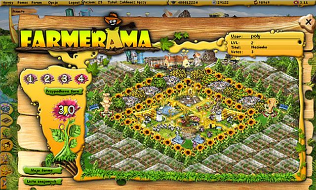 Farmerama � gra MMO free-to-play