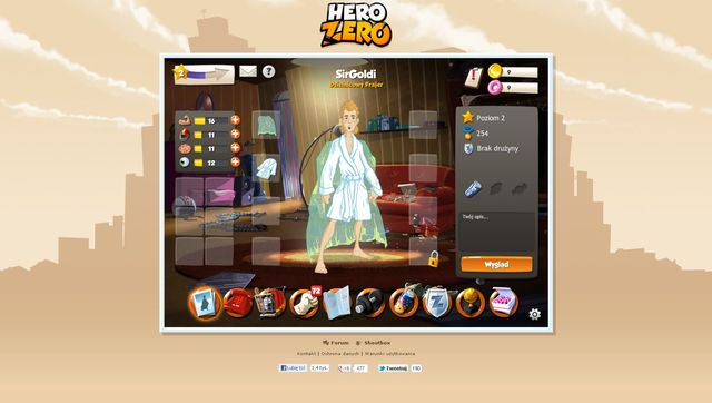 Hero Zero – gra free-to-play