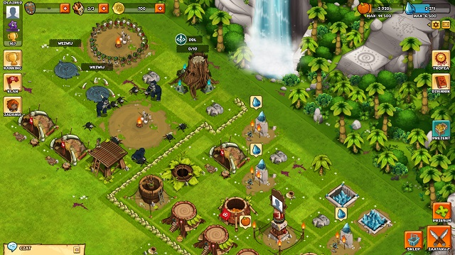 Jungle Wars free to play