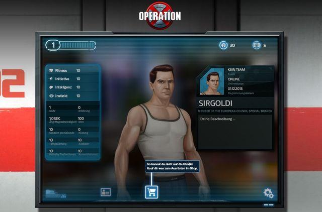 Operationx
