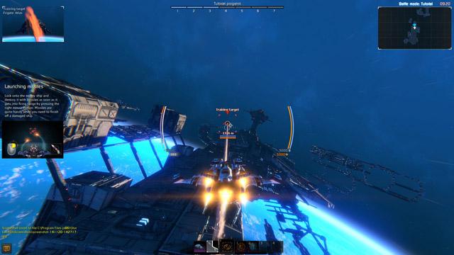Darmowa gra wojenna w kosmosie.
