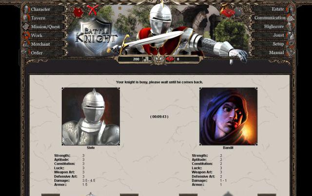 battleknight de