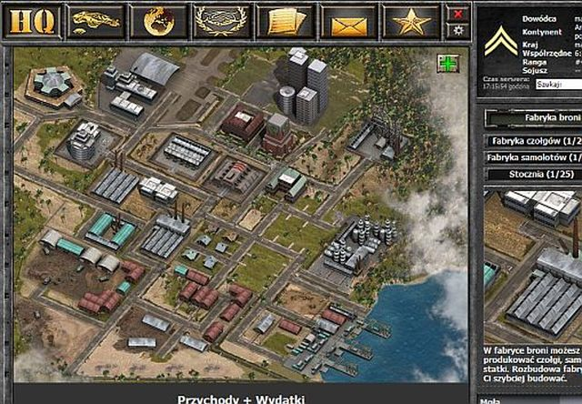 Strategiczna gra wojenna free-to-play � Desert Operations